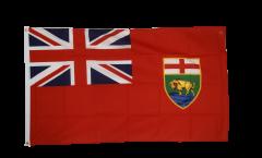 Canada Manitoba Flag - 3 x 5 ft. / 90 x 150 cm