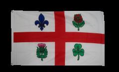 Canada Montreal Flag