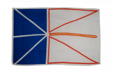 Canada Newfoundland and Labrador Flag - 3 x 5 ft. / 90 x 150 cm