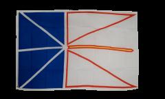 Canada Newfoundland and Labrador Flag