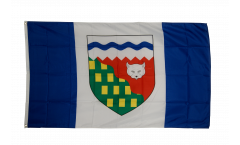 Canada Northwest Territories Flag - 3 x 5 ft. / 90 x 150 cm