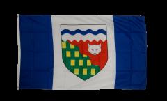 Canada Northwest Territories Flag