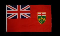 Canada Ontario Flag