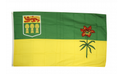 Canada Saskatchewan Flag