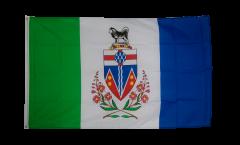 Canada Yukon Flag - 3 x 5 ft. / 90 x 150 cm