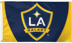 MLS Los Angeles Galaxy Flag - 3 x 5 ft. / 90 x 150 cm