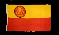 Memel Territory Flag - 3 x 5 ft. / 90 x 150 cm