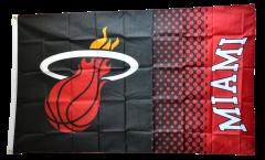 Miami Heat Flag