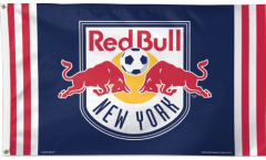 MLS New York Red Bull Flag - 3 x 5 ft. / 90 x 150 cm