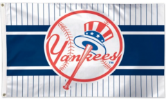 MLB New York Yankees Flag - 3 x 5 ft. / 90 x 150 cm