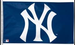 MLB New York Yankees Logo Flag - 3 x 5 ft. / 90 x 150 cm