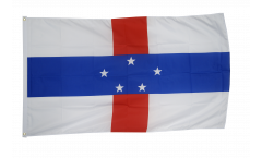 Netherlands Antilles Flag - 3 x 5 ft. / 90 x 150 cm
