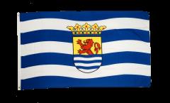 Netherlands Zeeland Flag - 3 x 5 ft. / 90 x 150 cm