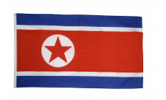 North corea Flag