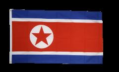 North corea Flag
