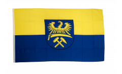 Upper Silesia Flag - 3 x 5 ft. / 90 x 150 cm