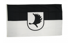 East Prussia territorial association Flag - 3 x 5 ft. / 90 x 150 cm