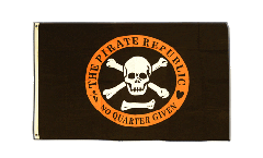 Pirate The Pirate Republic Flag - 3 x 5 ft.