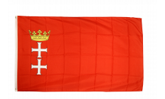 Poland Gdansk Flag