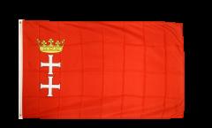 Poland Gdansk Flag - 3 x 5 ft. / 90 x 150 cm