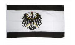 Prussia Flag - 3 x 5 ft. / 90 x 150 cm