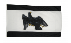 Prussia Dienstflagge Flag - 3 x 5 ft. / 90 x 150 cm