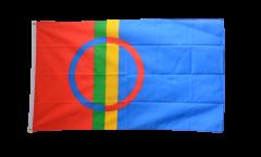 Sápmi Lapland Flag - 3 x 5 ft. / 90 x 150 cm