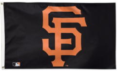 MLB San Francisco Giants Flag - 3 x 5 ft. / 90 x 150 cm