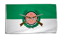 Marksmen's Festival with Crest Flag - 3 x 5 ft.