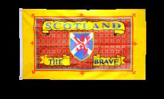 Scotland Scotland the Brave Flag