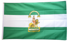Spain Andalusia Flag - 3 x 5 ft. / 90 x 150 cm