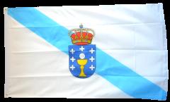 Spain Galicia Flag - 3 x 5 ft. / 90 x 150 cm
