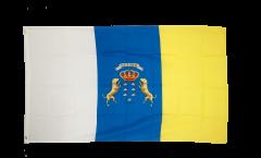 Spain Canaries Flag