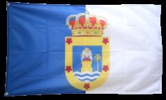 Spain La Palma Flag