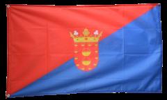 Spain Lanzarote Flag