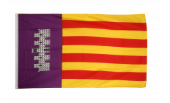 Spain Majorca Flag - 3 x 5 ft. / 90 x 150 cm