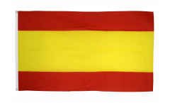 Spain without coat of arms Flag