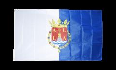 Spain Alicante Flag