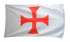 Templar Cross Flag - 3 x 5 ft. / 90 x 150 cm