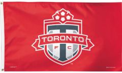 MLS Toronto FC Flag - 3 x 5 ft. / 90 x 150 cm