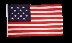 USA 15 stars Flag