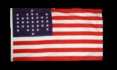 USA 33 stars Flag