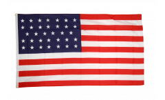 USA 34 stars Flag - 3 x 5 ft. / 90 x 150 cm