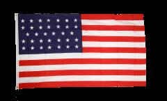 USA 34 stars Flag