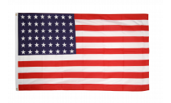 USA 48 stars Flag - 3 x 5 ft. / 90 x 150 cm