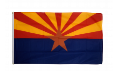 USA Arizona Flag - 3 x 5 ft. / 90 x 150 cm