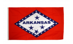 USA Arkansas Flag - 3 x 5 ft. / 90 x 150 cm