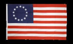 USA Betsy Ross 1777-1795 Flag