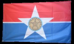 USA City of Dallas Flag - 3 x 5 ft. / 90 x 150 cm
