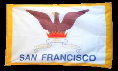 USA City of San Francisco Flag - 3 x 5 ft. / 90 x 150 cm